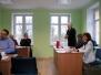 Tournee po gminach, czyli udział w spotkaniach samorządów powiatów: nowodworskiego, malborskiego, kwidzyńskiego i sztumskiegoo