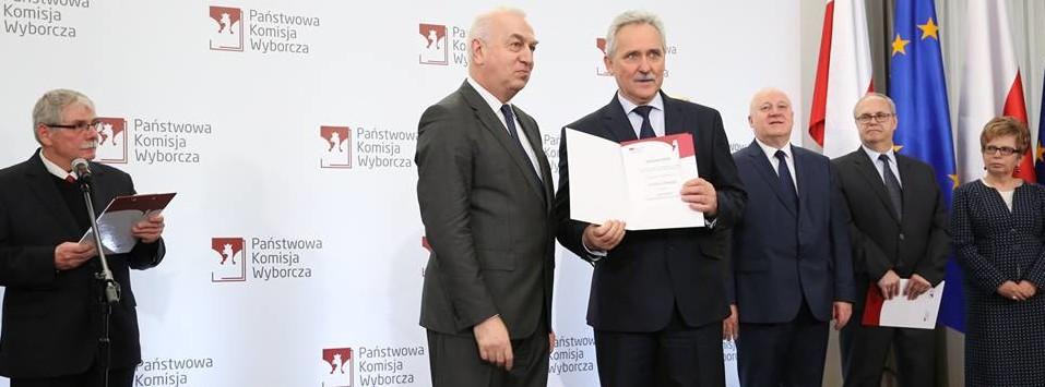 Leszek Czarnobaj Senator RP